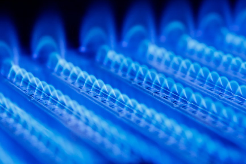 instalación calefacción gas